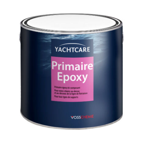 White epoxy primer YACHTCARE - 2,25l