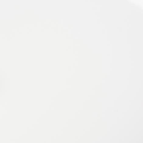 White Glass Laminate Edging Strip 1500mm X 45mm
