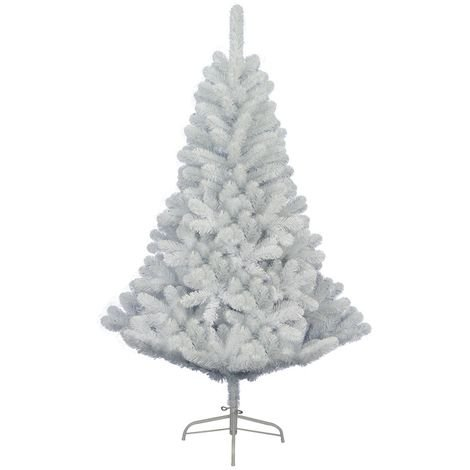 White Imperial Pine Fir Artificial Christmas Xmas Tree - Various Sizes