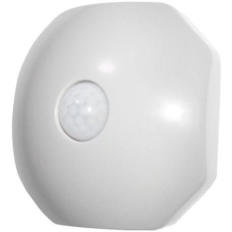 White LED aisle corridor octagonal light sensor + human sensor light