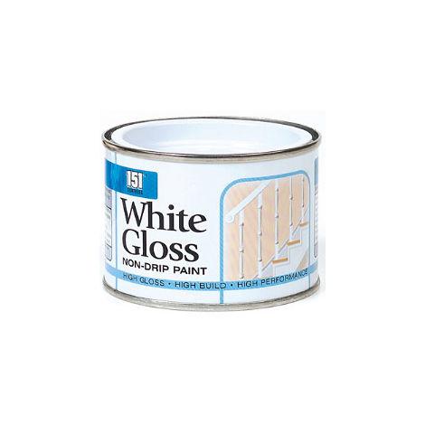 White Non Drip Gloss - 180ml