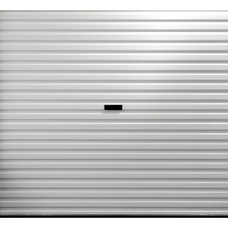 White Roller Garage Door to suit 2350mm to 2399mm width