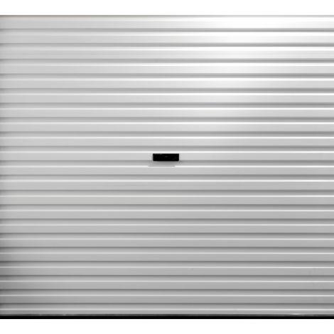 White Roller Garage Door to suit 2400mm to 2449mm width