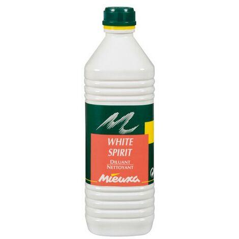 WHITE SPIRIT 1L MIEUXA (Vendu par 12)