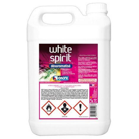 WHITE SPIRIT DESAROMATISE 5L