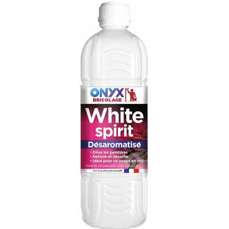 White spirit désaromatisé bouteille 1 litre - ONYX