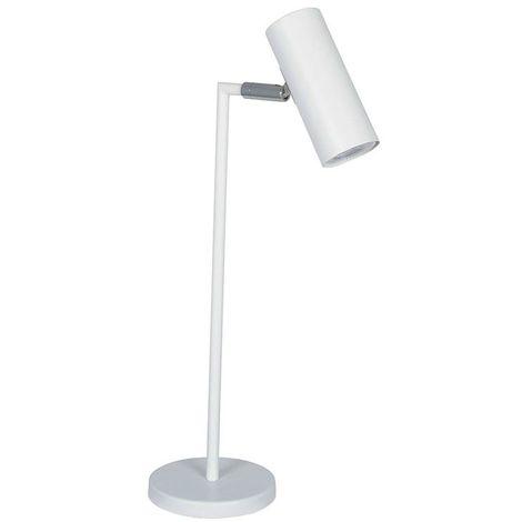 White Task Table Lamp