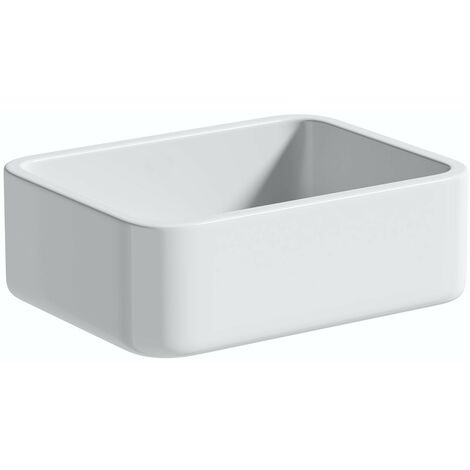 Whitebirk Sink Co. Barrow single ceramic sink