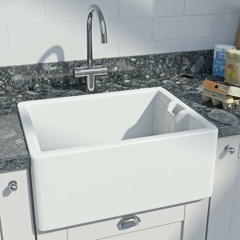 Whitebirk Sink Co. Belfast single ceramic sink