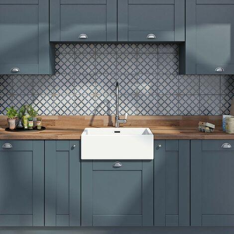 Whitebirk Sink Co. Mellor single ceramic sink