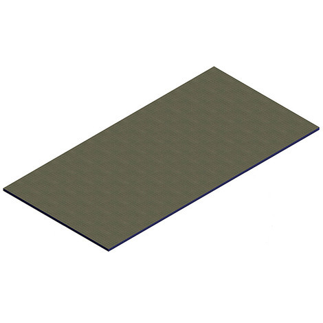 WholeSeal Wetroom 2400mm x 600mm x 10mm Waterproof Bathroom Backer Board Suitable for Wall & Floor