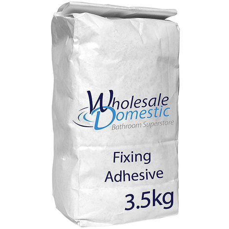 WholeSeal Wetroom 3.5kg Fix-KST Board Fixing Adhesive