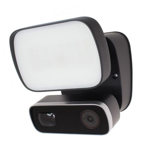 Wi-fi Floodlight Camera - 1080P Cameras - 800 Lumens Light - Chime - Dog Bark & Recording [002-2320]