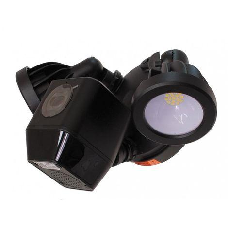 Wi-fi Floodlight Camera - 1600 Lumens Light - Chime - Dog Bark & Recording [002-2310]