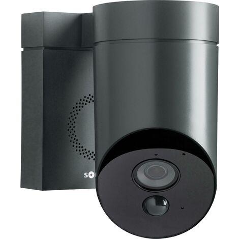 Wi-FiIP- Caméra compacte;1920 x 1080 pixels;Somfy;2401563extérieure R524871