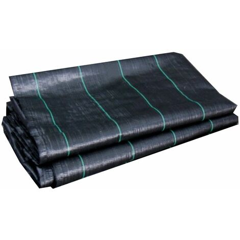 WICKEY Accessories Weed control fabric 250x250�cm for climbing frames, swing sets, Garden playhouses, Sandpits