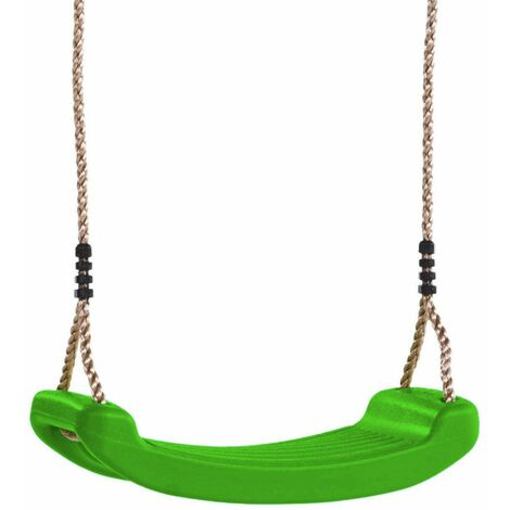 WICKEY Children's Swing Seat in apple