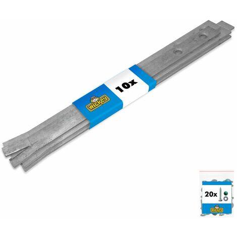 WICKEY Set de anclajes Safety de 10 piezas