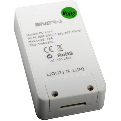 """main image of """"WiFi Inline Switch, Max Load 1600W, On/Off switch via APP"""""""