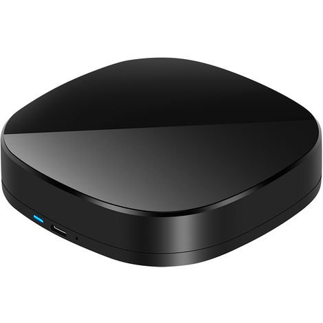 WiFi-IR Control remoto IR, Controlador remoto Hub Wi-Fi (2.4Ghz)