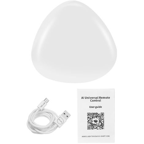 WiFi-IR Remote, IR Control Hub Wi-Fi (2.4Ghz) Controlador remoto infrarrojo habilitado