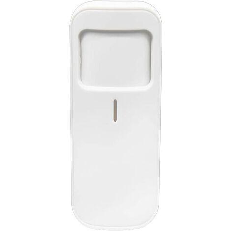 WiFi PIR Motion Detector Wireless Motion Sensor Passive Infrared Detector Security Burglar Alarm Sensor Tuya APP Control Smart Home WiFi PIR Motion Sensor