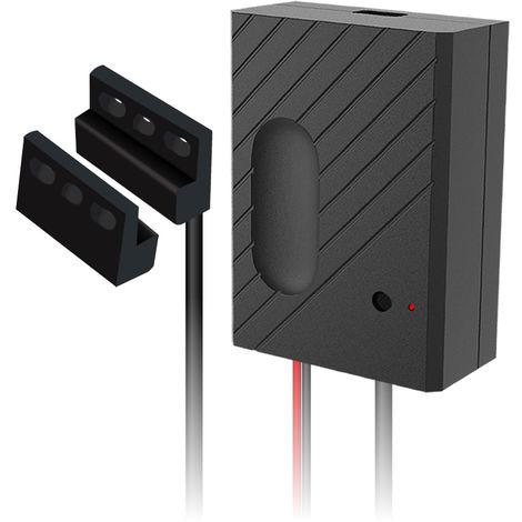 WiFi Smart Switch Garage Door Controller Black