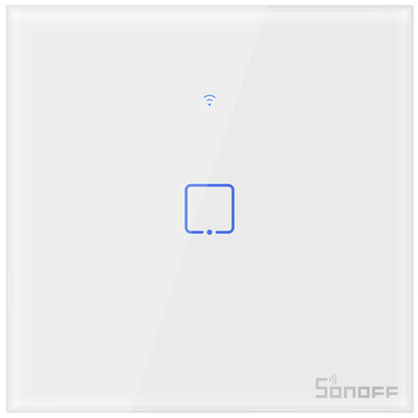 """main image of """"Wifi Smart Wall Light Switch App / Touch Control 1 Gang"""""""