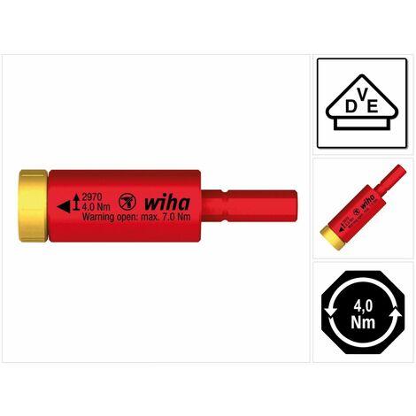 """main image of """"Wiha Adaptador de par de apriete easyTorque electric 4,0Nm ( 41345 )"""""""