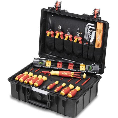 """main image of """"Wiha Set di utensili Basic Set, 34-pezzi in valigetta - 44505"""""""