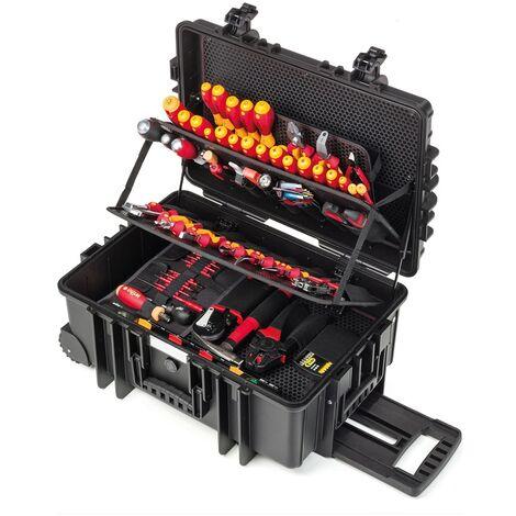 """main image of """"Wiha Set di utensili da elettricista Competence XXL II Assortiti, 116 pz., con valigetta - 42069"""""""