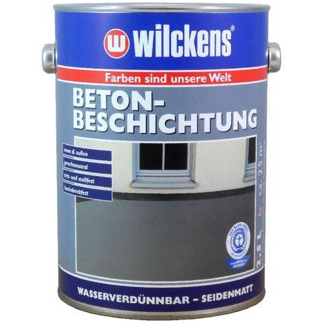 Wilckens Betonbeschichtung LF Rotbraun 2,5 L12630900_080