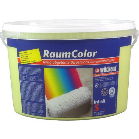 Wilckens Raumcolor Limette 5 L 13601515_090