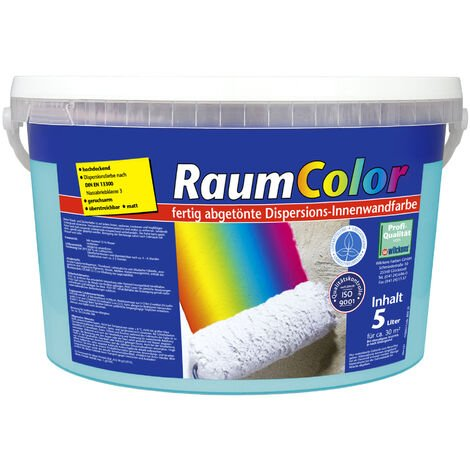Wilckens Raumcolor Türkis 5 L 13604115_090