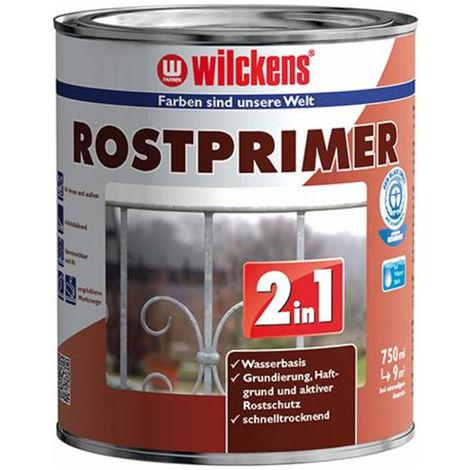 Wilckens Rostprimer 2in1 750 ml, grau
