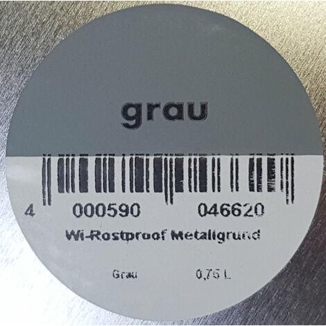 Wilckens ROSTPROOF METALLGRUND Rostschutz Primer Grundierung weiss10391000