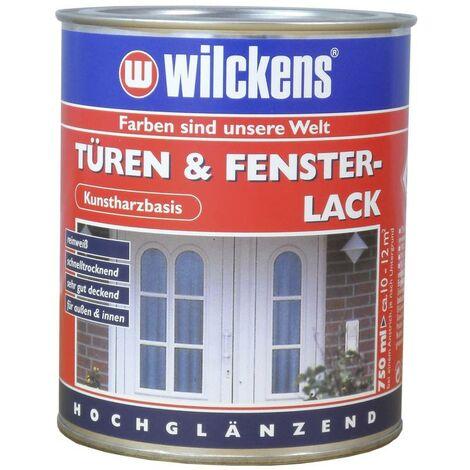 Wilckens Türen & Fensterlack Weiß 750ml