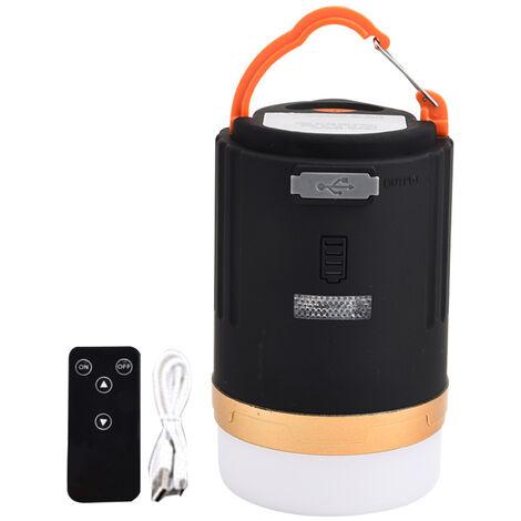 Wilder nouvelle lumiere de camping LED lumiere forte telecommande camping lumiere exterieure rechargeable forte lumiere eclairage tente lustre