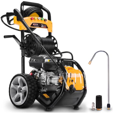 Wilks-USA TX750i - 3950 psi, 272 Bar Hidrolimpiadora de Alta Presión a Gasolina - 8,0 HP