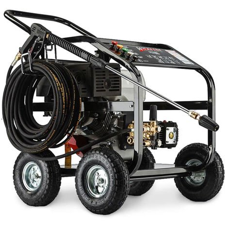Wilks-USA TX850 4800psi / 330bar 15hp Petrol Pressure Washer - Power Jet Cleaner