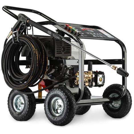 Wilks-USA TX850 Hidrolimpiadora de Alta Presión a Gasolina- 15HP 4800psi - 331Bar