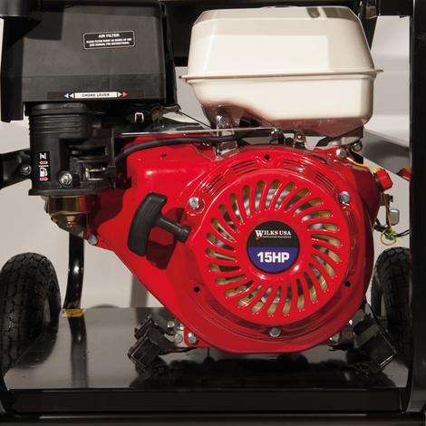 Hidrolimpiadora a gasolina
