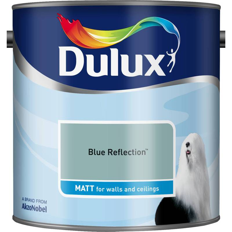 Image of Crushed Aloe (tinted to order) Matt 2.5L - Dulux