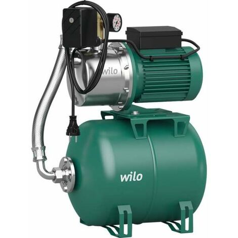 """Wilo circulateur stratos 50/1-10 BL 240 mm, DN50 (2""""), PN 6/10 DN 50(2""""), PN 6/10"""