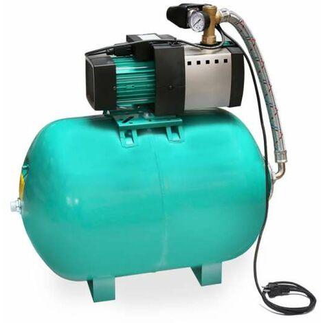 Wilo Wilo-HiMulti 3 H 100-25 P Kreiselpumpe selbstsaugend mit Gefäß 100l Hauswasserwerk 2543614