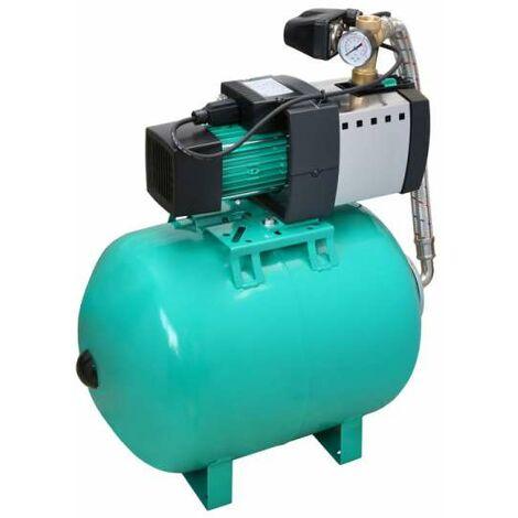 Wilo Wilo-HiMulti 3 H 50-45 P Kreiselpumpe selbstsaugend mit Gefäß 50l Hauswasserwerk 2549342