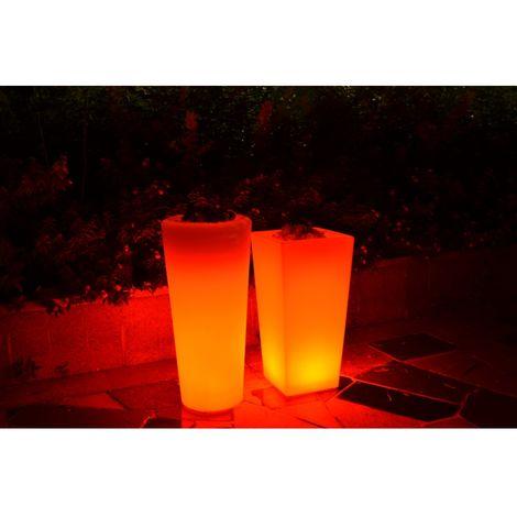 Wilsa Garden Pot lumineux rond 30