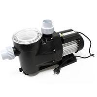 WilTec Circulation Pump 33600l/h 1500W Swimming Pool Water Filter