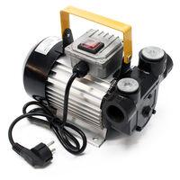 WilTec Pompe à Fuel Gasoil bio Autoaspirante 230V 550W 20-60L/min