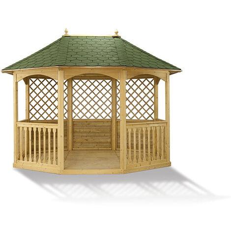 Winchester Tiled Pavilion Gazebo (Large)